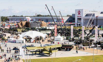 Композиты специального назначения — на Форуме «Армия — 2018»