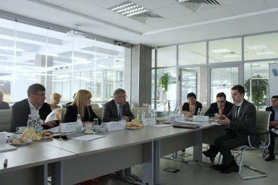 «Композиты России» приняли участие в стратегической сессии по обсуждению вопросов формирования Кластера Москвы
