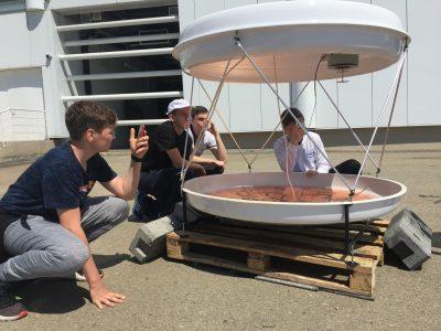 «Композиты России» разработают антенный рефлектор для ДЗЗ