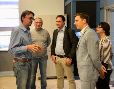 Ученые из Германии – новые участники Международного форума по композитам