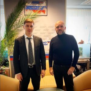 Владимир Нелюб рассказал о композитах на «Радио России»