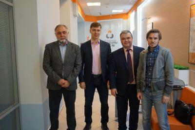 «Композиты России» и ГК «ССТ» обсудили совместную работу