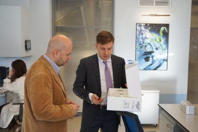«Композиты России» и Дельфийский совет России планируют новые образовательные проекты