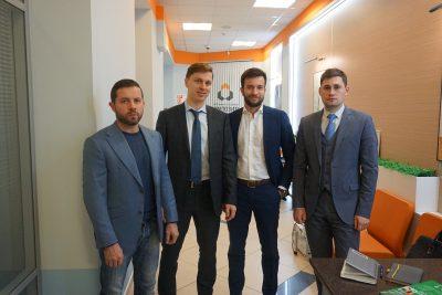 Рабочая встреча «Композиты России» и «Техмаш»