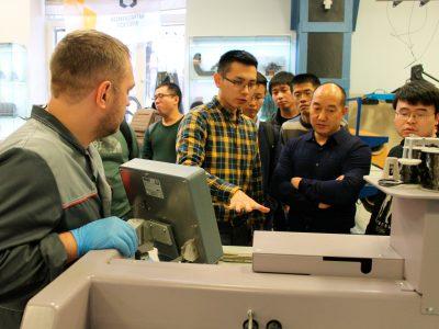 Ведущие инженеры из Китая посетили «Композиты России»