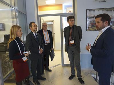 Иностранные спикеры форума посетили Центр «Композиты России»