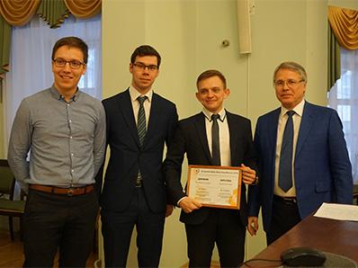 Победителей WorldSkills и Composite Battle наградили на Ректорате МГТУ имени Баумана
