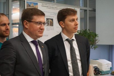«Композиты России» и «Почта банк» провели рабочее совещание