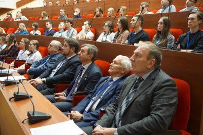 Открытие «Зимних школ» в МГТУ в рамках Олимпиады «Я-профи»