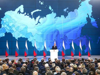 Путин заявил о необходимости создания прорывных технических решений