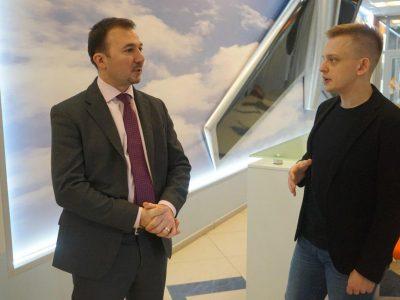 «Композиты России» посетил представитель британского рейтингового агентства