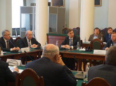 Стратегию научно-технологического развития Российской Федерации обсудили в МГТУ им. Баумана