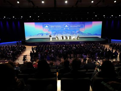 «Композиты России» — на Арктическом форуме