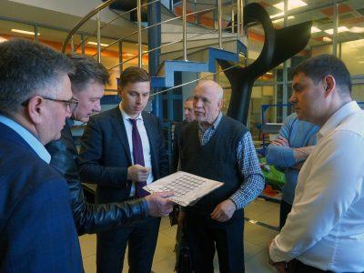 «Композиты России» провели рабочую встречу с представителями ИМАШ РАН
