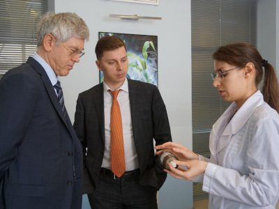 «Композиты России» обсудили разработку КНТП новые композитные материалы