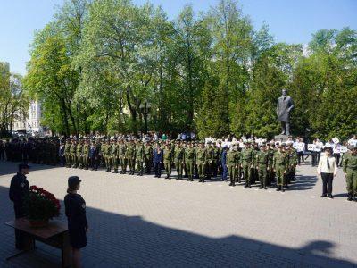 «Композиты России» почтили память защитников нашей Родины