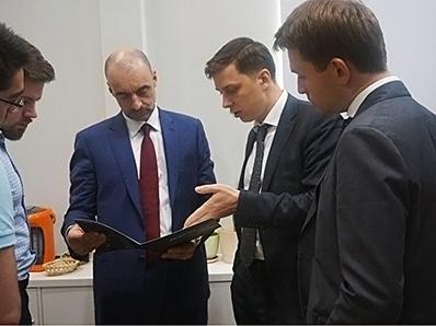 «Композиты России» и SFERIQ обсудили потенциальное сотрудничество