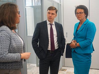 «Композиты России» и ФНС обсудили перспективы создания совместных курсов