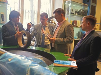 Наработки по КНТП оценил директор Департамента инноваций и перспективных исследований Минобрнауки РФ