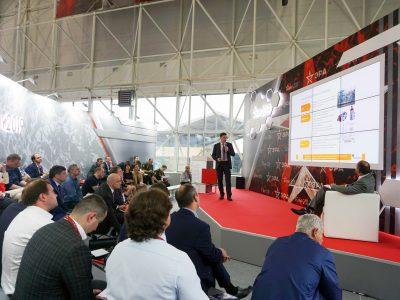Новый инжиниринговый центр представили на форуме «Армия – 2019»