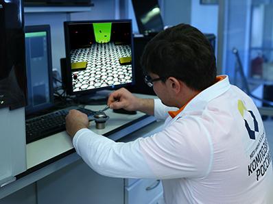Определена оптимальная степень восстановления оксида графена для создания биосенсоров