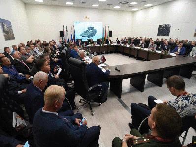 Композиты специального назначения обсудили на форуме «Армия-2019»