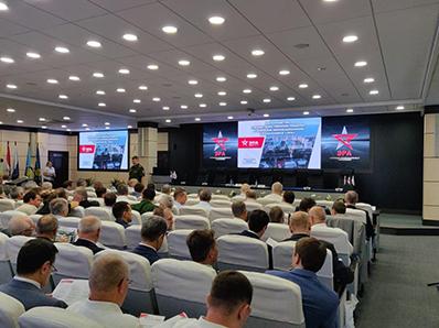 «Композиты России» на «Правительственной неделе» в ВИТ «ЭРА»
