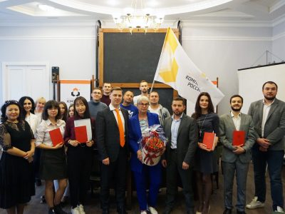 Выпускникам магистратуры МИЦ «Композиты России» вручили дипломы