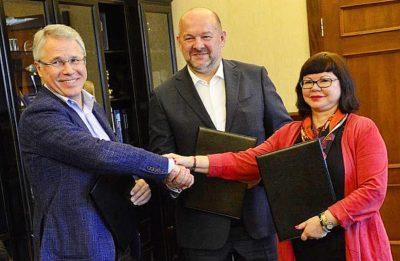 Архангельская область, САФУ и МГТУ им. Баумана подписали соглашение о создании НОЦ мирового уровня