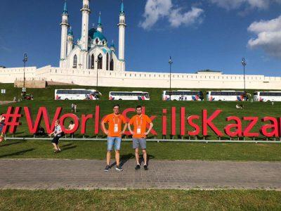 «Композиты России» выступят на чемпионате WorldSkills Kazan 2019