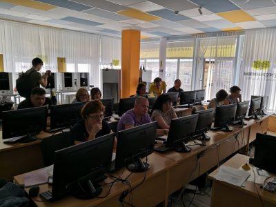 Обучение преподавателей столичных школ в «Инжинириум»