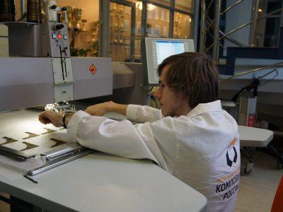 Новый метод позволил улучшить параметры нашивных материалов