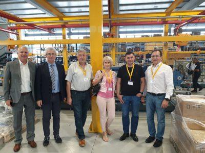 «Композиты России» посетили заводы в Италии
