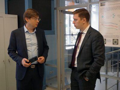 «Композиты России» и ГК «Росатом» обсудили вопросы сотрудничества