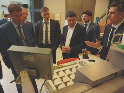 «Композиты России» провели рабочую встречу с Фондом перспективных исследований