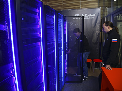 Системы хранения данных поставлены в ФНС России