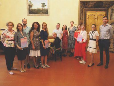 В Италии прошла выставка «Российское образование – для всех!»
