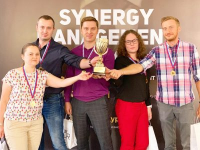 «Композиты России» — первые на чемпионате по бизнес-стратегии