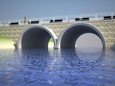 «Композиты России» рассказали о технологии текстармирования при строительстве мостовых сооружений