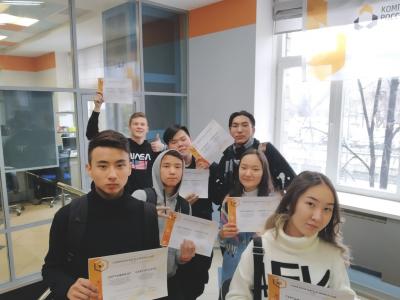 Хакатон по композитам для школьников из Казахстана