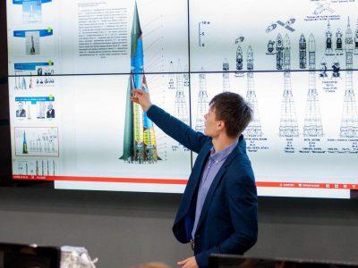 «Композиты России» запускают кампус для школьников «Космические системы связи и цифровое материаловедение»