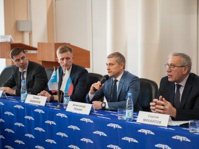 «Композиты России» приняли участие в открытии композитного центра компетенций в Казани