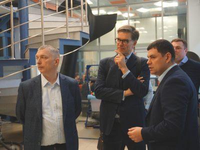 МИЦ «Композиты России» и БауТекс обсудили варианты возможного сотрудничества