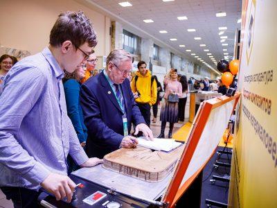 Магистранты «Композиты России» продемонстрировали свои разработки на XIV Всероссийской инновационной выставке
