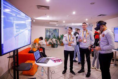 В Москве прошел финал первого международного хакатона и чемпионата мира по композитам «Composite Battle VR»