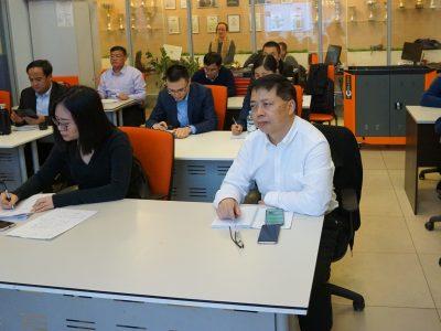 Специалисты компании «China Talent and Technology Co., Ltd» повысили квалификацию в МИЦ «Композиты России»