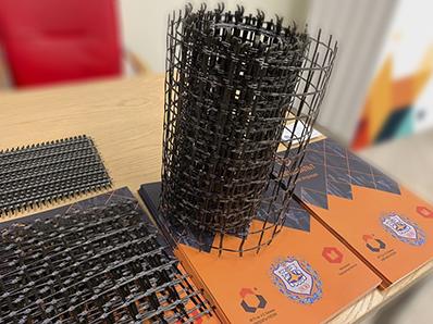 Продукцию «Мосбазальт» представили на крупном строительном форуме