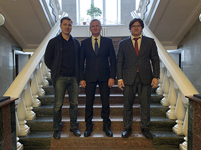 «Композиты России» с рабочим визитом посетили Республику Башкортостан
