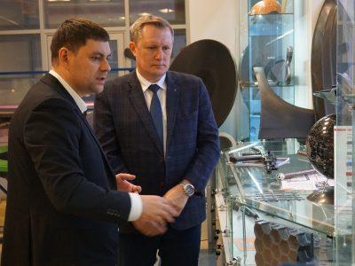 «Композиты России» и «Калашников» обсудили перспективные композитные проекты