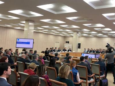 «Композиты России» приняли участие в стратегической сессии по созданию НОЦ мирового уровня в Башкортостане